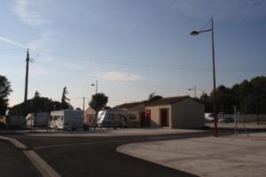 Aire d'accueil des gens du voyage de Bagnols-sur-Cèze