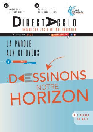 DirectAgglo 51 Décembre 2020